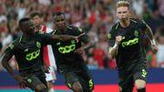 Mené 0-2, le Standard ne lâche rien et tient tête à l'Ajax