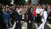 [Zapping 21] Les fans des Beatles fêtent les 50 ans de la photo d'Abbey Road