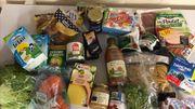 Une association propose des paniers alimentaires pour les étudiants.