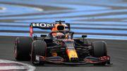 F1: Verstappen le plus rapide de la dernière séance d'essais libres du GP de France