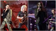 Carla Bruni marque son retour, Queen assure dans un album live avec Adam Lambert