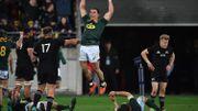 L'invincible Nouvelle-Zélande battue à domicile, exploit des Pumas en Australie