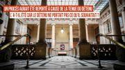 Liège: un procès est reporté à cause de la tenue du détenu...
