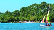 Camping de luxe au bord de l'océan... dans les Landes.