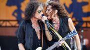 Les 50 ans d'Aerosmith à Las Vegas