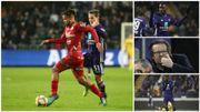 Partage logique entre Anderlecht et Zulte, les Mauves conservent le top 6 de justesse