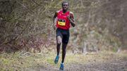 Isaac Kimeli sacré champion de Belgique de cross