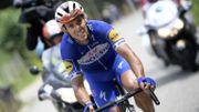 """Philippe Gilbert après Paris-Tours : """"C'est une course de VTT"""""""