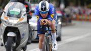 Tour de Belgique: Remco Evenepoel remporte le chrono et augmente son avance au général