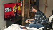 Pour le mois de novembre, Florian Castelli a dépensé entre 160 et 170 euros dans l'achat de jeux vidéo