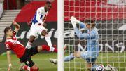 Benteke buteur, Crystal Palace perd face à Southampton