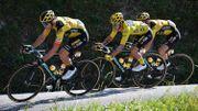 Tour de France: découvrez les 23 équipes et 184 coureurs engagés; 21 Belges prendront le départ