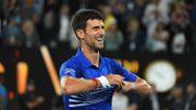 """Djokovic: """"Un match parfait"""""""