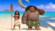 """Disney présente en images son film de Noël, """"Vaiana, la légende du bout du monde"""""""