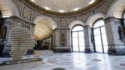 Passé colonial de la Belgique - Une pièce d'une exposition visible à l'AfricaMuseum brutalement dérobée
