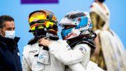 Formule E: De Vries s'impose à Valence, Vandoorne 3e au terme d'un final complètement fou