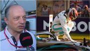 """Hamilton loin devant Vettel: """"Il ne faut pas tirer de conclusions hâtives !"""""""