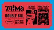 Double exposition au MIMA : ABC le cinéma de l'érotisme et les affiches de films de Laurent Durieux