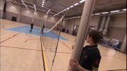 Le Pôle ballons, le nouvel atout de taille du VBC Waremme