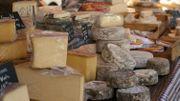 L'autre prix des fromages de l'autre côté de la frontière...