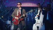 Matt Bellamy en Marty McFly de 'Retour vers le futur' dans le clip de Muse