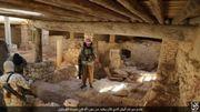 Syrie: l'EI détruit un monastère du 5e siècle