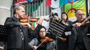 Attentats à Bruxelles - Le Brussels Philharmonic et le Vlaams Radio Koor rendent hommage en musique à la Bourse