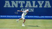 Darcis écarte Istomin et valide son ticket pour le 2e tour à Antalya