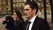 Adam Johnson coupable d'attouchements sexuels sur mineure