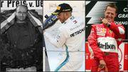 Hamilton rejoint Fangio à deux longueurs de Schumacher au panthéon des Champions du Monde