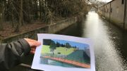 Le projet de zone humide en lieu et place du bois derrière les anciennes usines Saint-Roch