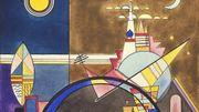 Moussorgski ft. Kandinsky : quand les notes et les pinceaux se rencontrent