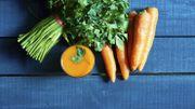 Un régime à base de carottes