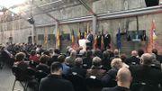 Le discours du Ministre-Président de la Wallonie, Willy Borsus