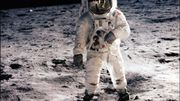 20 juillet 1969: l'homme marche sur la Lune