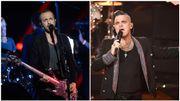 Une histoire d'amour impossible chantée par Calogero, on ne peut arrêter Noël pour Robbie Williams