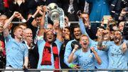 De Bruyne et les Cityzens rendent hommage à leur capitaine Kompany