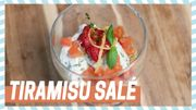 Tuto du chef: Tiramisu de tomates, chèvre frais et basilic