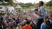 Mid-terms: Beto O'Rourke, l'étoile montante du parti démocrate qui est comparé à Obama