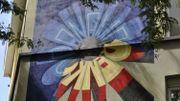 Deux œuvres d'art en hommage à Panamarenko inaugurées à Anvers