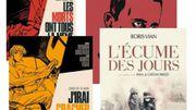 La bande dessinée célèbre le centenaire de la naissance de Boris Vian