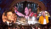 Week-end remise de remise des prix: l'émotion de Rami Malek couronné, et ouverture Queen aux César ET Oscars