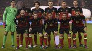 Les Diables terminent l'année à la 5e place du classement FIFA