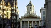 Réaménagement en vue pour la Place Royale à Bruxelles