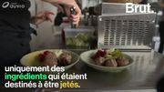 En Suède, un restaurant suédois veut en finir avec le gaspillage
