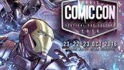 L'univers Marvel à l'honneur sur l'affiche du Comic Con Paris 2016