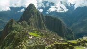 Le Machu Picchu au Pérou, monument préféré au monde