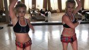 Britney Spears danse en freestyle sur Billie Eilish et Nelly Furtado