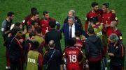 """Pour Fernando Santos, """"c'est un privilège de jouer avec ces joueurs"""""""