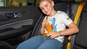 Ces T-shirts vont inciter les enfants à boucler leur ceinture de sécurité